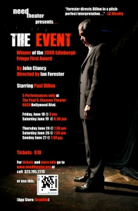 The Event - Paul Dillon